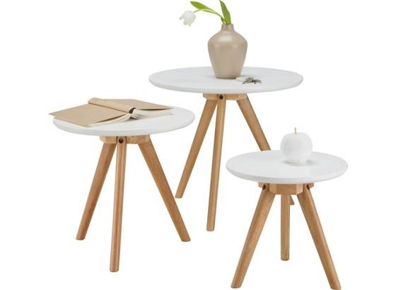Inspirace do domku - Aneb jeste takto tri stolky se mi moc libi - Moebelix Coffee.