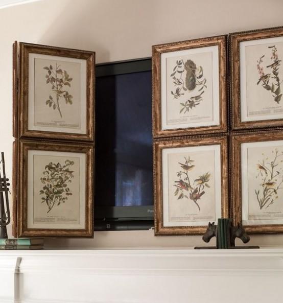 Inspirace do domku - ...nebo za obrazky.