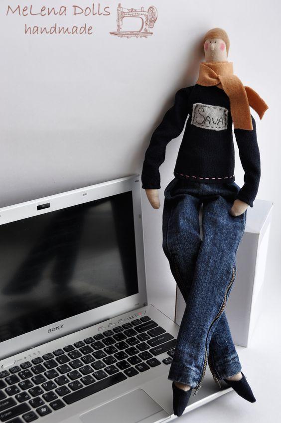 Andelkomanie aneb tildickove inspirace z webu. - Obrázek č. 81