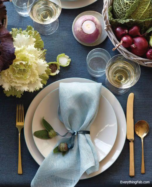 Hezké stolování aneb inspirace na výzdobu stola - Obrázek č. 8