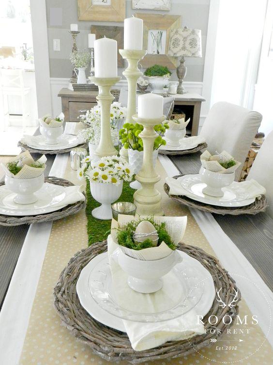 Hezké stolování aneb inspirace na výzdobu stola - Obrázek č. 146