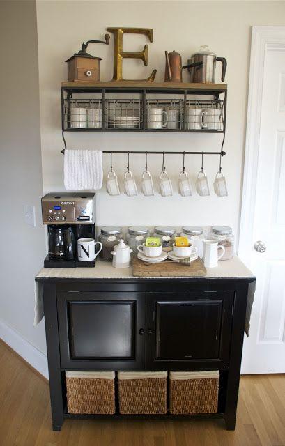 Čas na kafe aneb inspirace na kafé koutek z webu - Obrázek č. 101