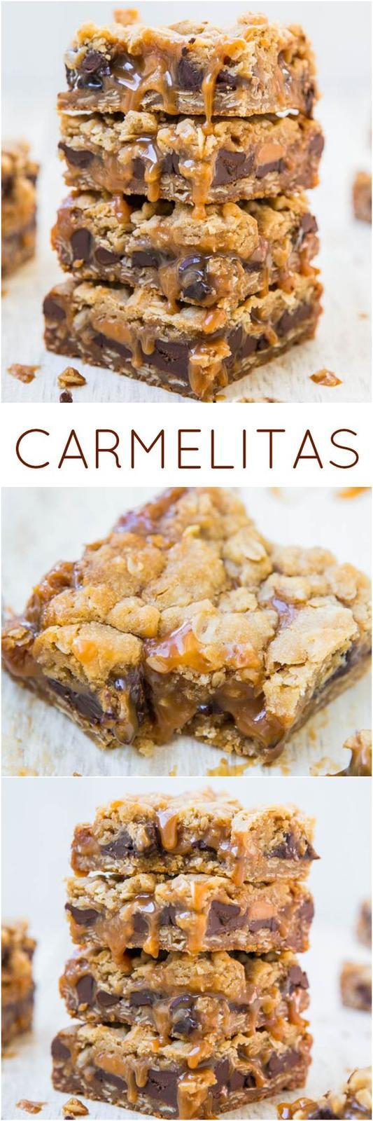 Americké koláčky - Carmelitas