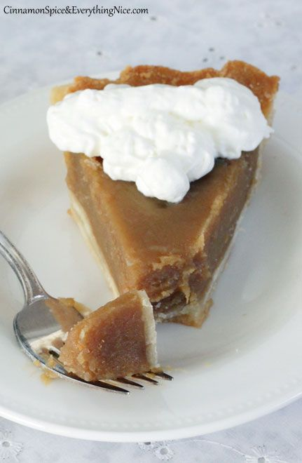 Americké koláčky - Butterscotch Pie