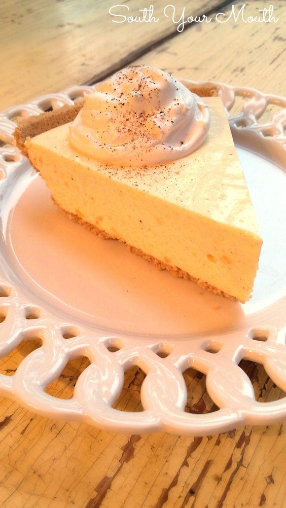 Americké koláčky - Eggnog pie