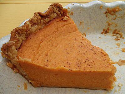 Americké koláčky - Old Fashion Southern Sweet Potato Pie