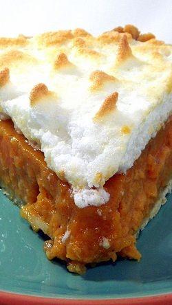 Americké koláčky - Sweet Potato Pie