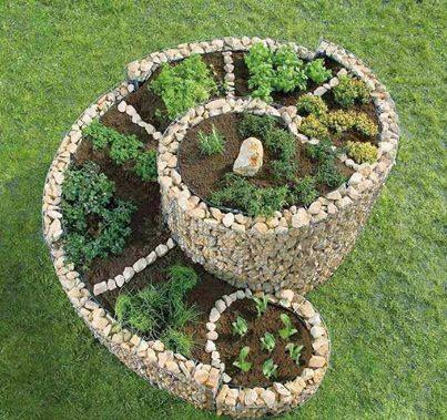 Na zahrádce aneb inspirace do zahrady - Obrázek č. 47