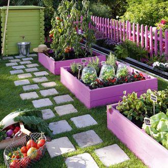 Na zahrádce aneb inspirace do zahrady - Obrázek č. 24
