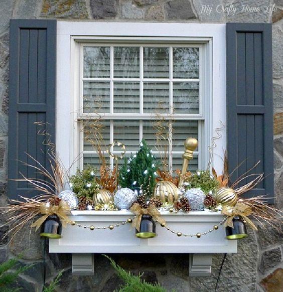 Vánoční okna - Obrázek č. 24