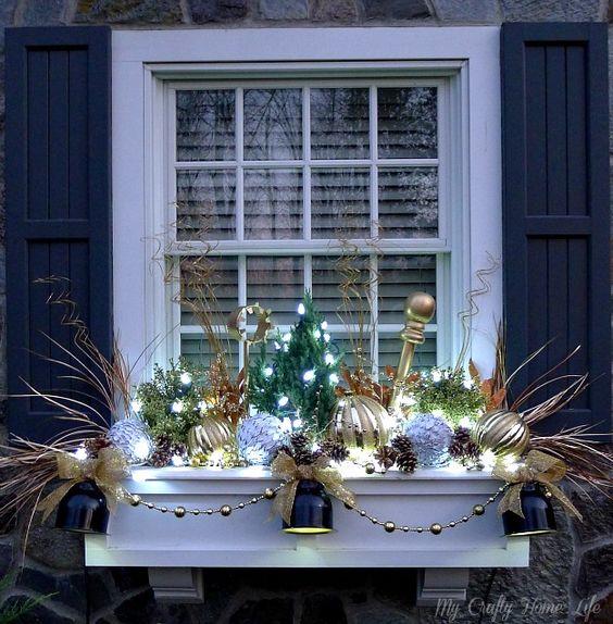 Vánoční okna - Obrázek č. 40