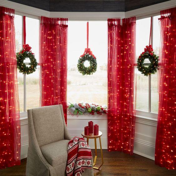 Vánoční okna - Obrázek č. 79