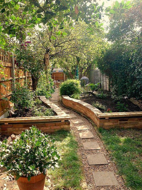 Zahradní chodníček - inspirace z internetu - Obrázek č. 47
