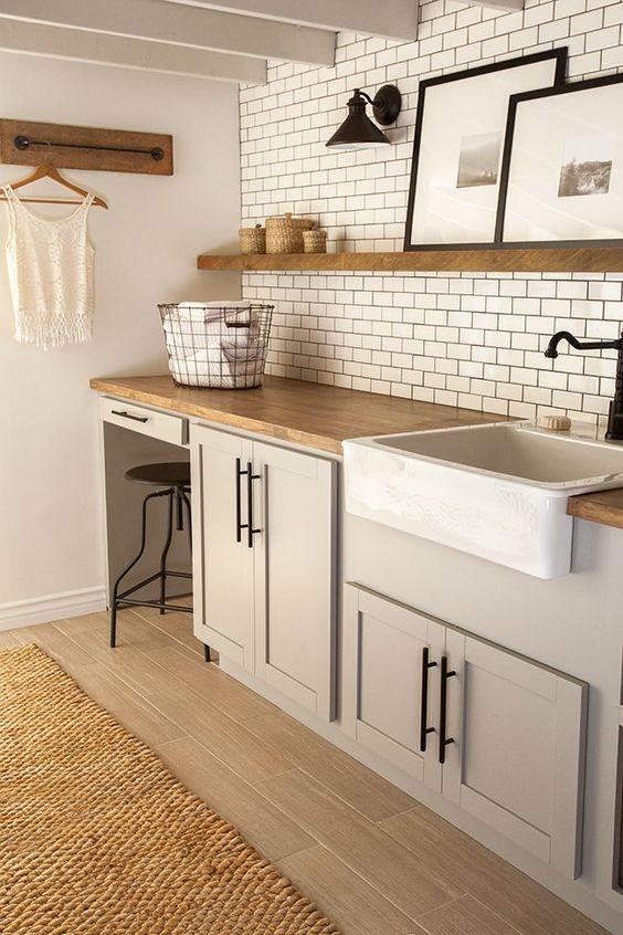Prádelna aneb koutek pro pračku - Obrázek č. 10