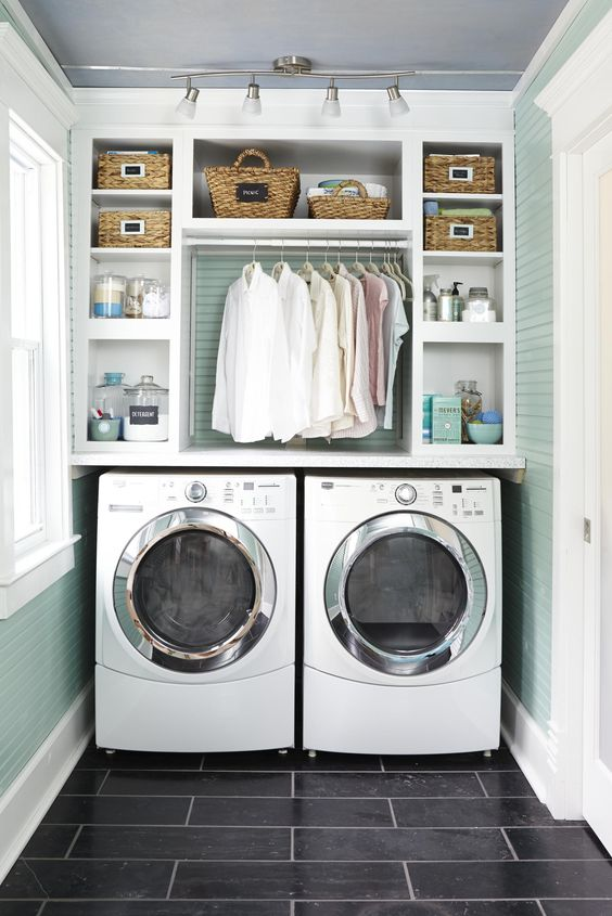 Prádelna aneb koutek pro pračku - Obrázek č. 6
