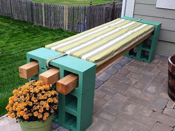 Zahradní lavička - Obrázek č. 10