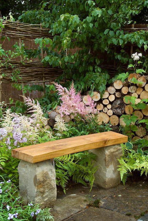 Zahradní lavička - Obrázek č. 23