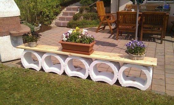 Zahradní lavička - Obrázek č. 33