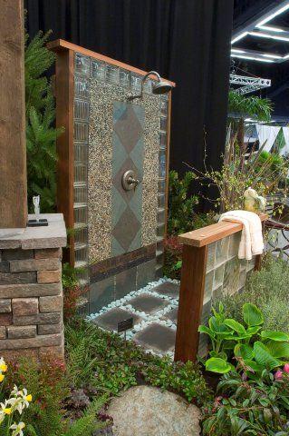 Zahradní sprcha - Obrázek č. 1