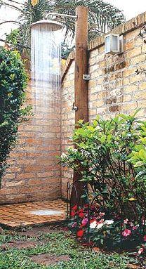 Zahradní sprcha - Obrázek č. 2
