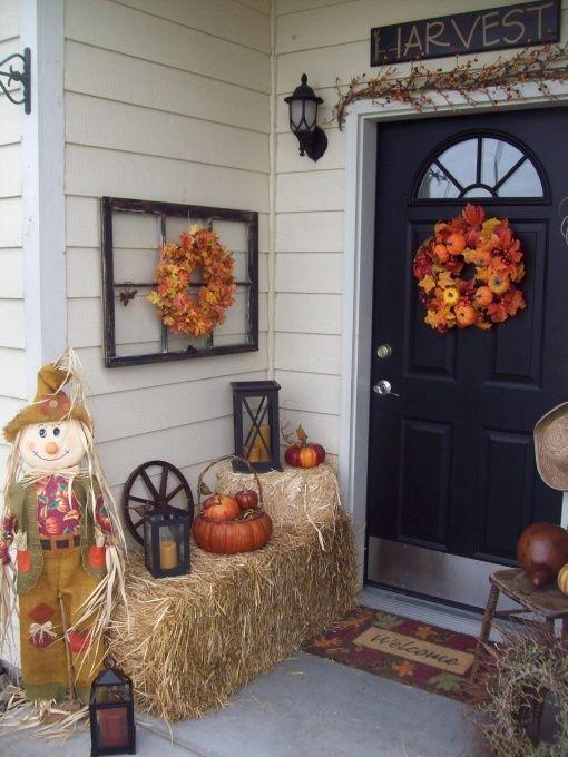 Dveře v podzimním hábitu - Obrázek č. 30
