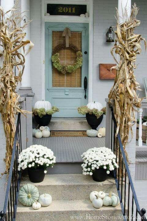Dveře v podzimním hábitu - Obrázek č. 33