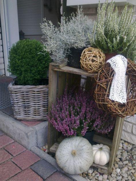 Dveře v podzimním hábitu - Obrázek č. 116