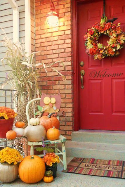Podzimní dům - Obrázek č. 86