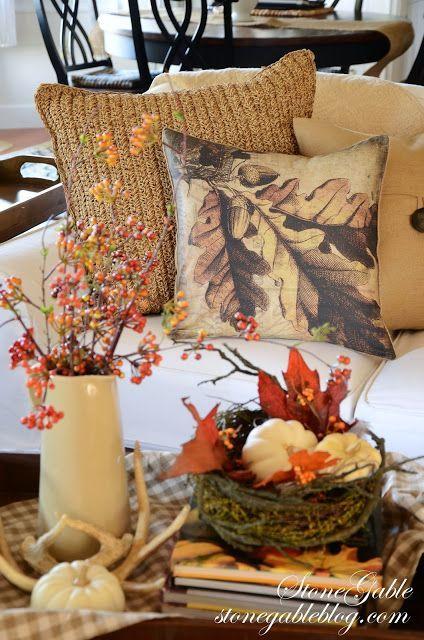 Podzimní dům - Obrázek č. 137
