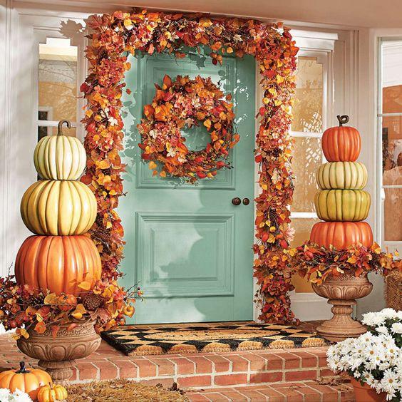 Dveře v podzimním hábitu - Obrázek č. 147