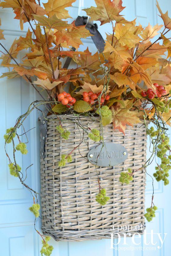 Dveře v podzimním hábitu - Obrázek č. 148