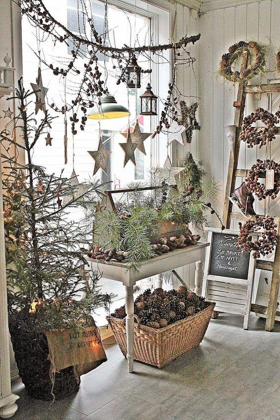 Vesnická vánoční inspirace - Obrázek č. 19