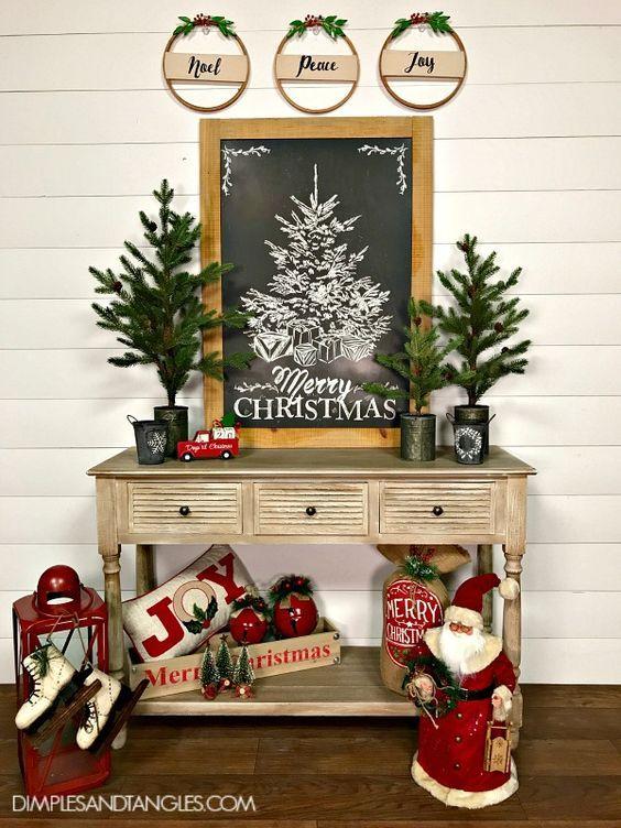 Vesnická vánoční inspirace - Obrázek č. 25