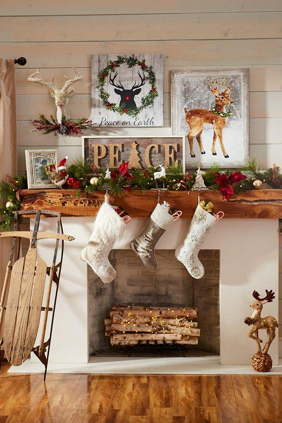 Vesnická vánoční inspirace - Obrázek č. 4
