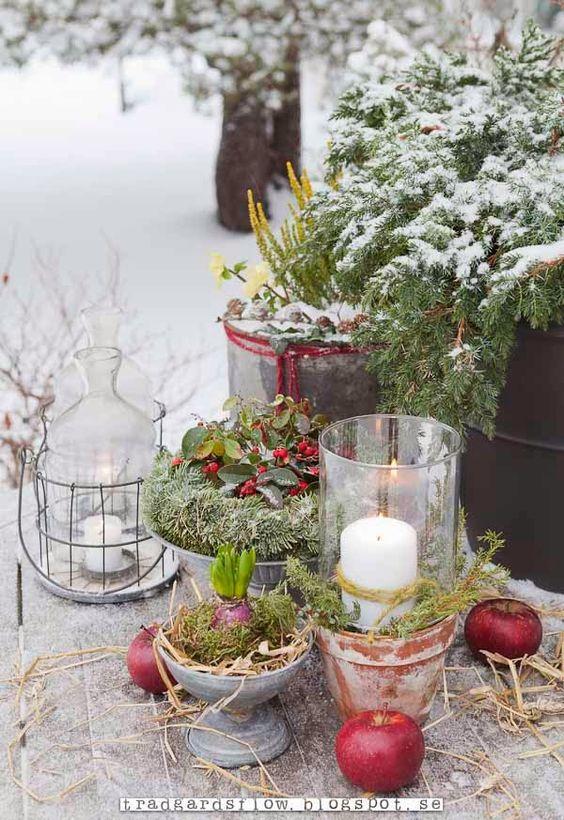 Vesnická vánoční inspirace - Obrázek č. 46