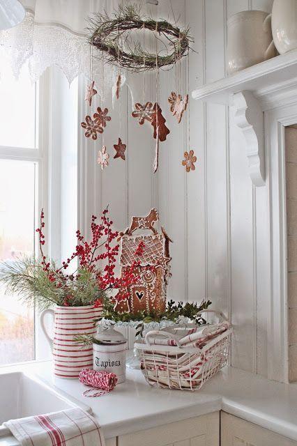 Vesnická vánoční inspirace - Obrázek č. 49