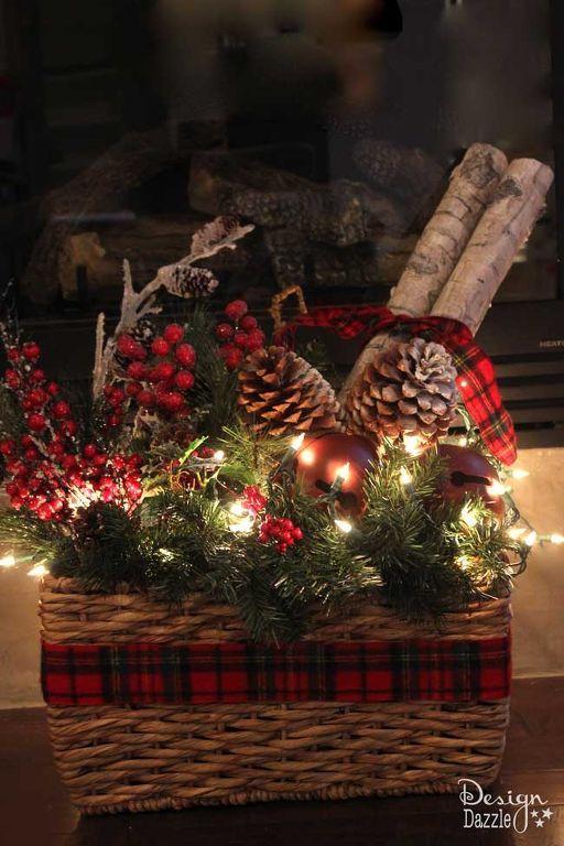 Vesnická vánoční inspirace - Obrázek č. 73
