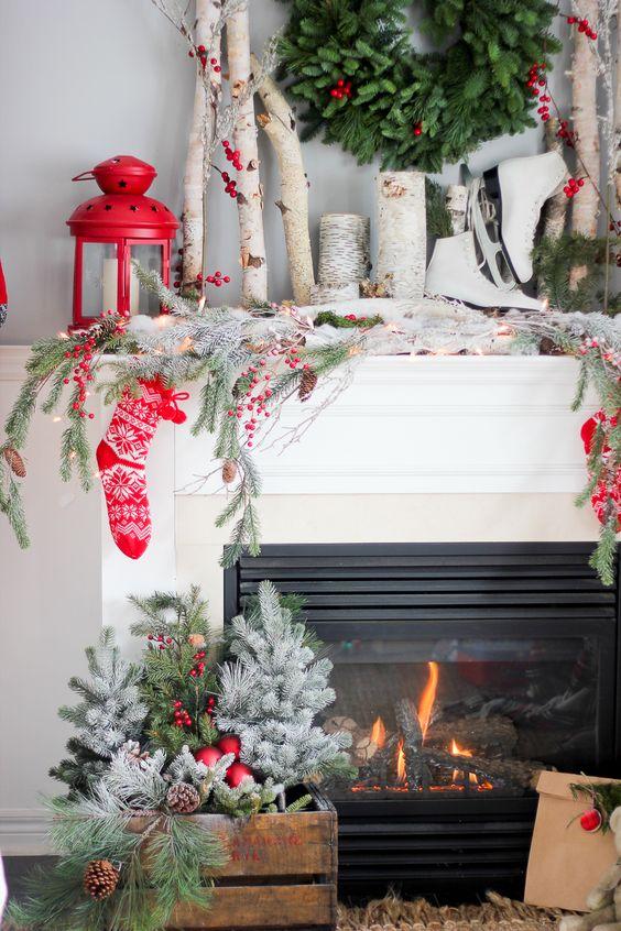 Vesnická vánoční inspirace - Obrázek č. 89