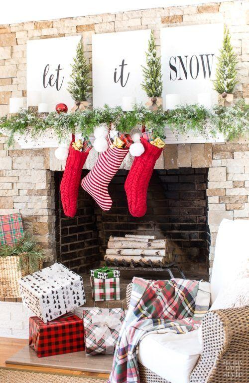 Vesnická vánoční inspirace - Obrázek č. 94