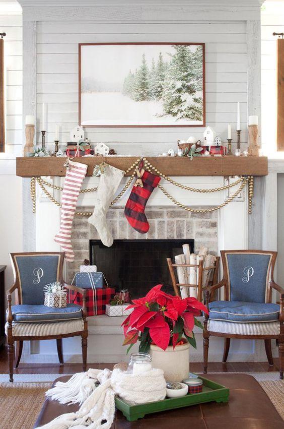 Vesnická vánoční inspirace - Obrázek č. 95