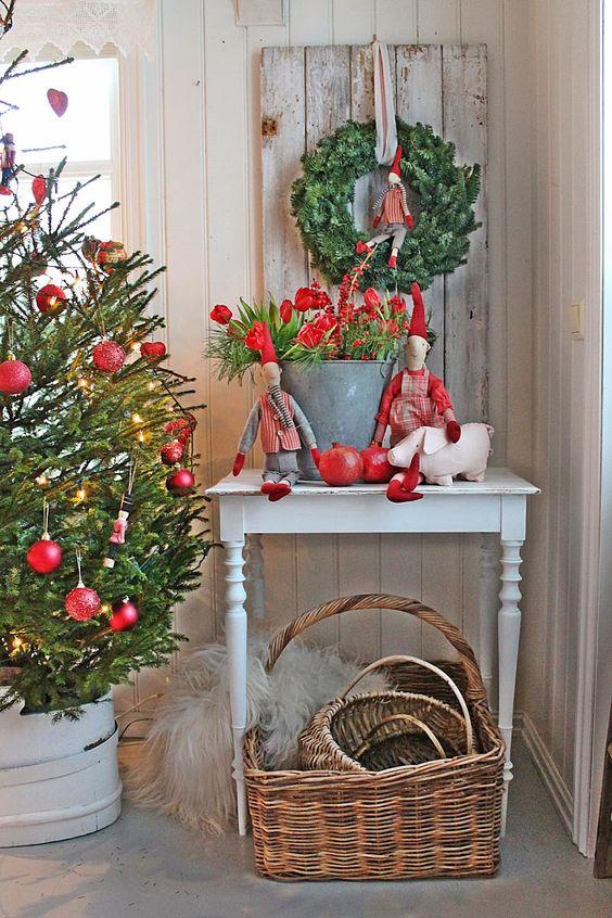 Vesnická vánoční inspirace - Obrázek č. 1