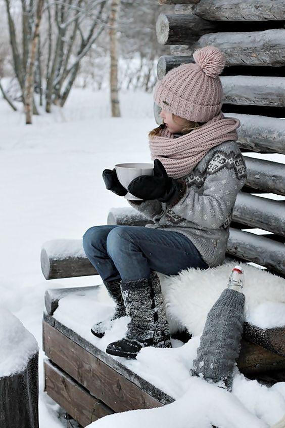 Hřejivé zimní pohlazení - Obrázek č. 87