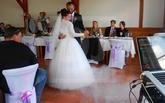 Krásná svatba s úžasným párem!