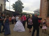 Venkovní svatební párty!
