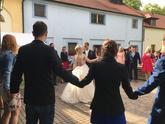svatba Horní Počernice