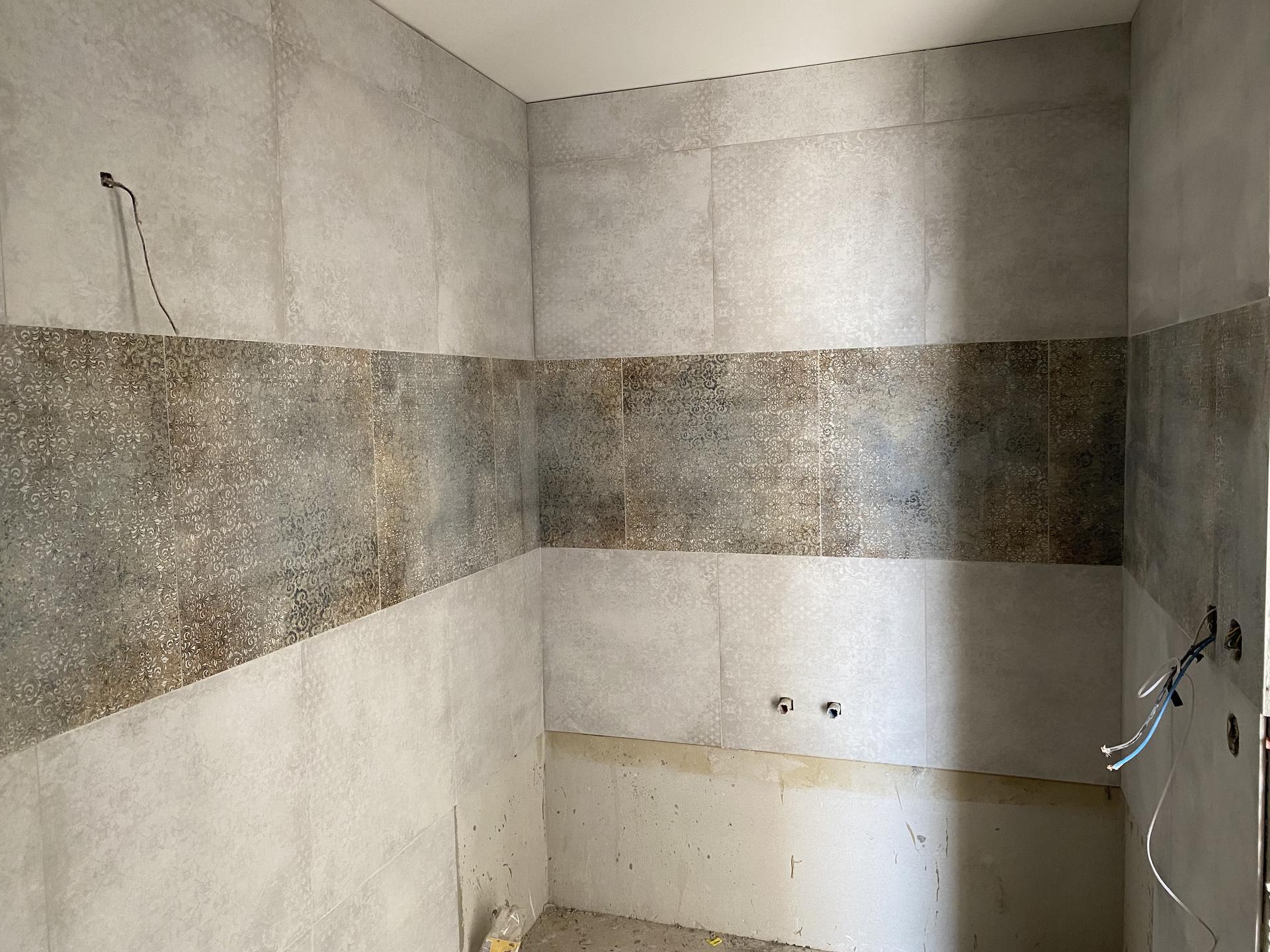 RD NZ - Kúpelňa je o krok bližšie k dokončeniu.