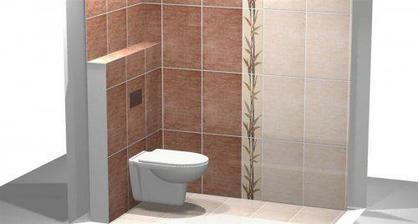 a WC samostatne