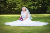 Luxusní svatební šaty, 44