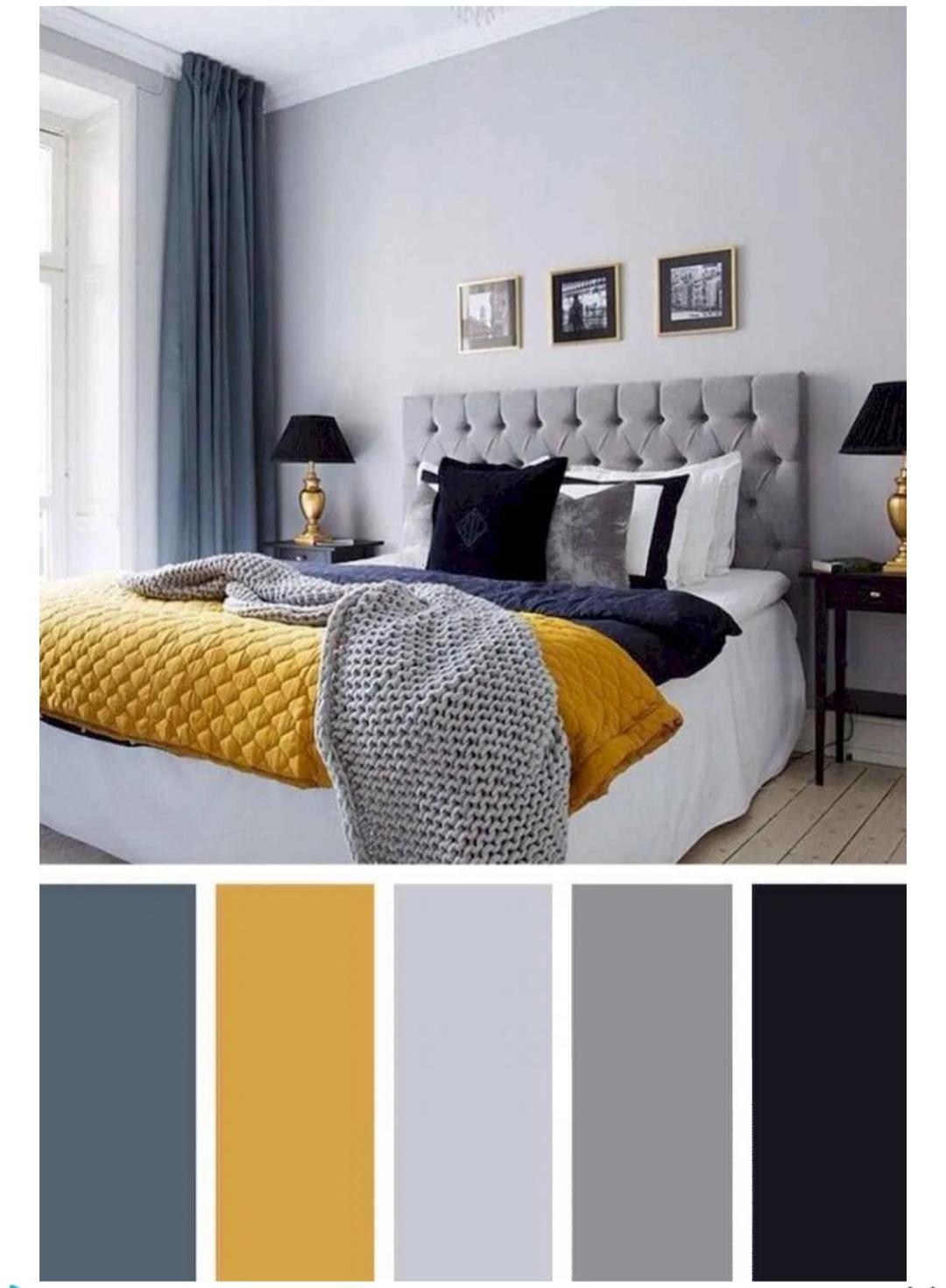 Barevné kombinace nejen do ložnice. - Obrázek č. 2
