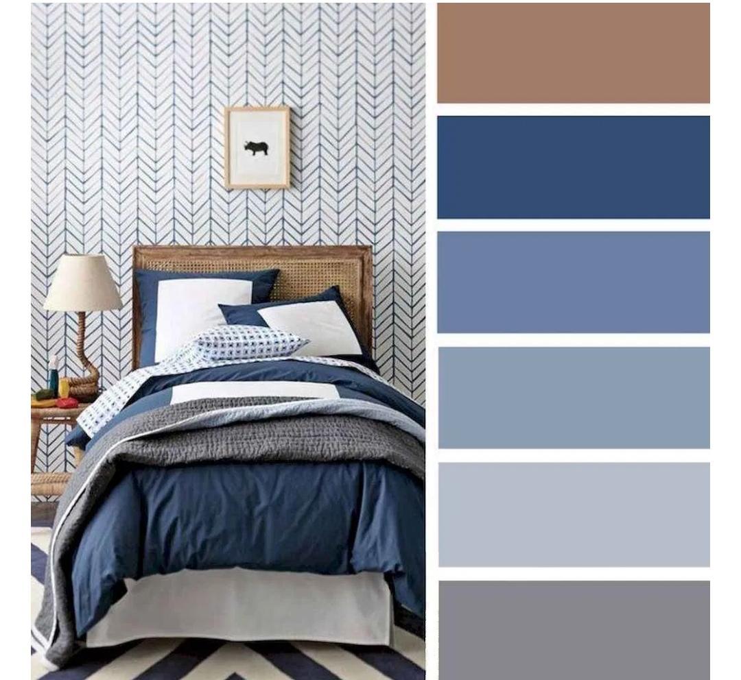 Barevné kombinace nejen do ložnice. - Obrázek č. 6